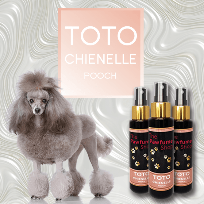 The Pawfume Shop Toto Chienelle Fragrance Spray
