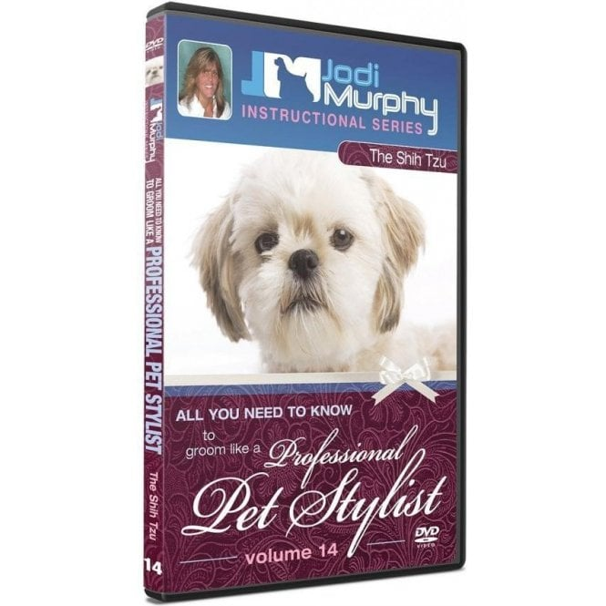 Jodi Murphy The Shih Tzu DVD