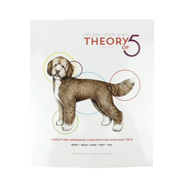 Theory of 5 Book, Second Edition - NEW