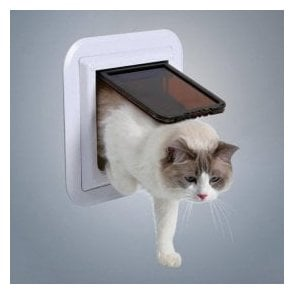 Trixie 4-Way Cat Flap