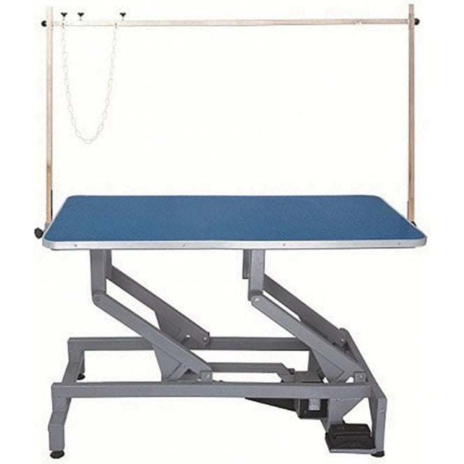 Groomers Ultra Low Electric Grooming Table
