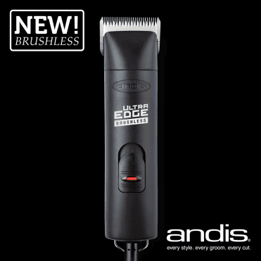 UltraEdge® AGCB 2-Speed Brushless Clipper - Black - NEW