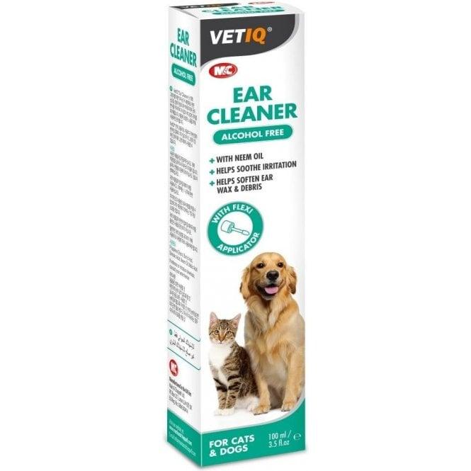 M&C VetIQ Ear Cleaner