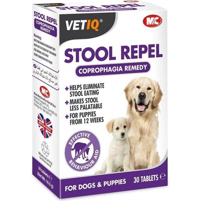 M&C VetIQ Stool Repel Treatment