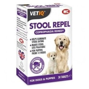 VetIQ Stool Repel Treatment