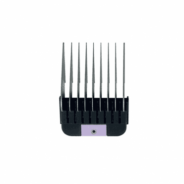 "Wahl #6 Individual Snap-On Comb – 3/4"", Lilac"