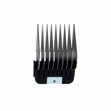 "Wahl #8 Individual Snap-On Comb – 1"", Light Blue"