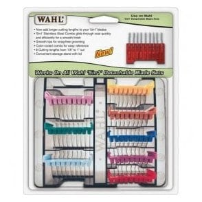 Wahl Arco 5 in 1 Attachment Comb Set - Set of 8
