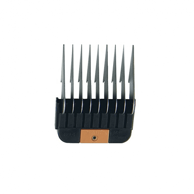 "Wahl Individual Snap-On Comb – 1/2"", Peach"