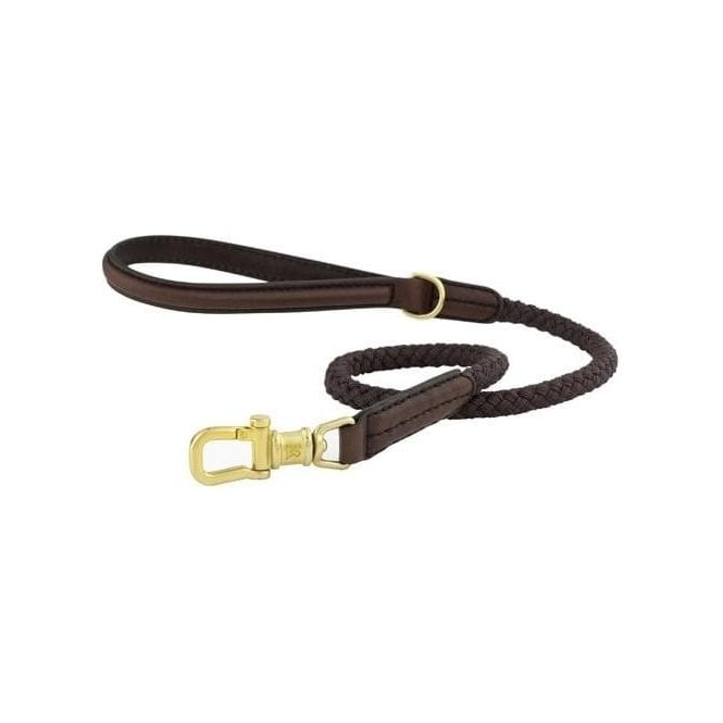 Waifs & Strays Rope Lead - Maroon