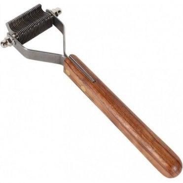 Wooden Coat King 26 Blade